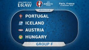 Bild Grupp F EM 2016