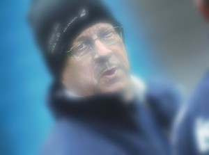 Lars Lagerback i fokus