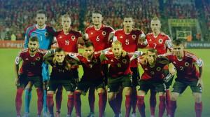 Albaniens landslag