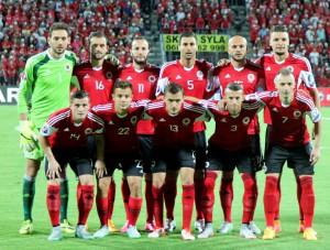 albania_joukkuekuva